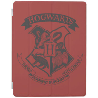 Harry Potter   Retro Hogwarts Crest iPad Cover
