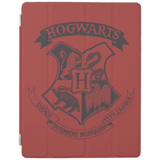 Harry Potter | Retro Hogwarts Crest iPad Cover