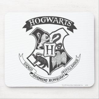 Harry Potter | Retro Hogwarts Crest Mouse Mat