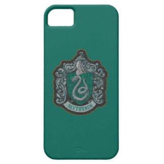 Harry Potter | Retro Mighty Slytherin Crest Case For The iPhone 5