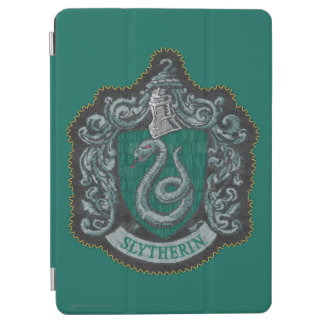 Harry Potter | Retro Mighty Slytherin Crest iPad Air Cover