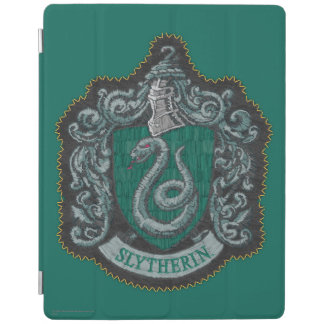 Harry Potter | Retro Mighty Slytherin Crest iPad Cover