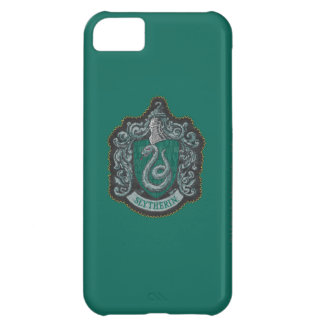 Harry Potter | Retro Mighty Slytherin Crest iPhone 5C Case