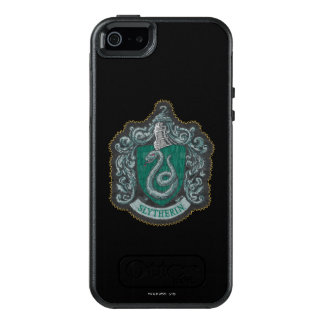 Harry Potter | Retro Mighty Slytherin Crest OtterBox iPhone 5/5s/SE Case