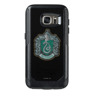Harry Potter   Retro Mighty Slytherin Crest OtterBox Samsung Galaxy S7 Case
