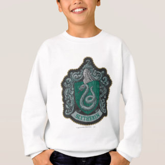 Harry Potter | Retro Mighty Slytherin Crest Sweatshirt