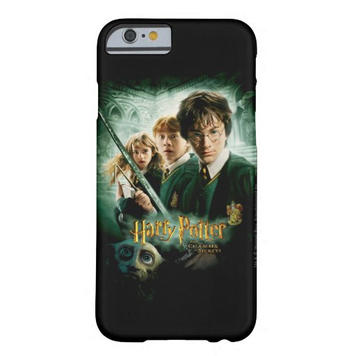 Harry Potter Ron Hermione Dobby Group Shot iPhone 6 Case