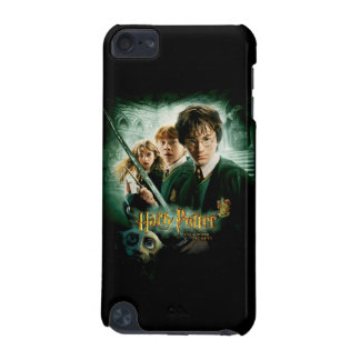 Harry Potter Ron Hermione Dobby Group Shot iPod Touch (5th Generation) Cover