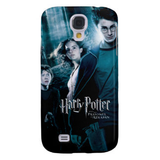 Harry Potter Ron Hermione In Forest Galaxy S4 Case
