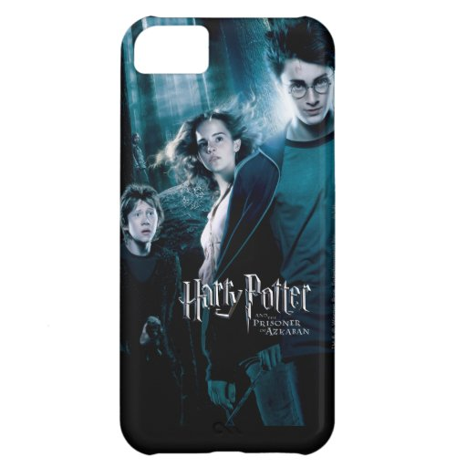 Harry Potter Ron Hermione In Forest iPhone 5C Cover