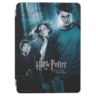 Harry Potter Ron Hermione In Forest iPad Air Cover