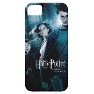 Harry Potter Ron Hermione In Forest iPhone 5 Case