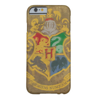 Harry Potter | Rustic Hogwarts Crest Barely There iPhone 6 Case