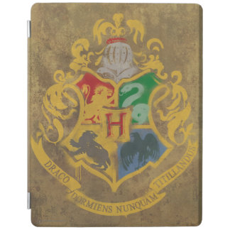 Harry Potter | Rustic Hogwarts Crest iPad Cover