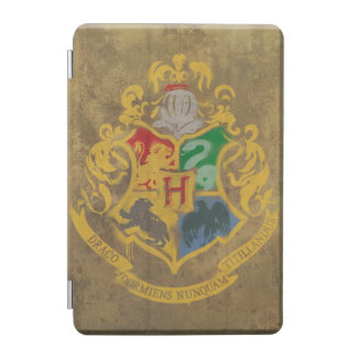 Harry Potter | Rustic Hogwarts Crest iPad Mini Cover