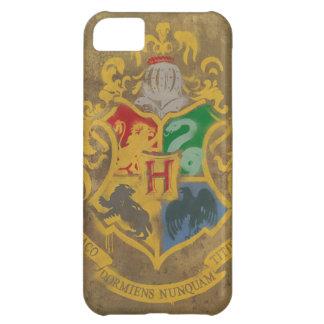 Harry Potter | Rustic Hogwarts Crest iPhone 5C Case