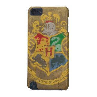 Harry Potter | Rustic Hogwarts Crest iPod Touch (5th Generation) Cases