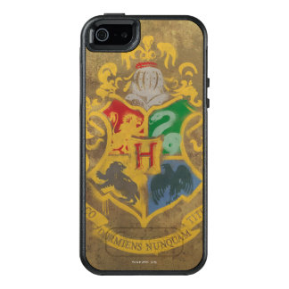 Harry Potter | Rustic Hogwarts Crest OtterBox iPhone 5/5s/SE Case