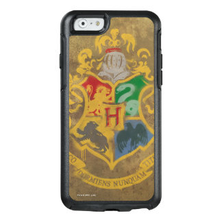 Harry Potter | Rustic Hogwarts Crest OtterBox iPhone 6/6s Case