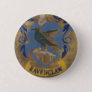 Harry Potter | Rustic Ravenclaw Painting 6 Cm Round Badge