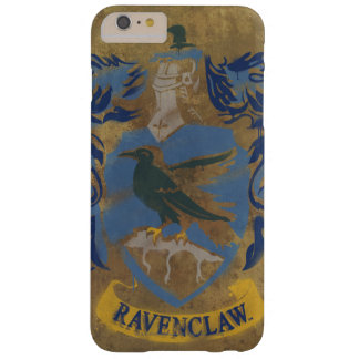 Harry Potter | Rustic Ravenclaw Painting Barely There iPhone 6 Plus Case