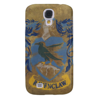 Harry Potter | Rustic Ravenclaw Painting Galaxy S4 Case