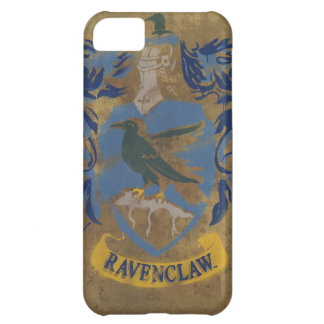 Harry Potter | Rustic Ravenclaw Painting iPhone 5C Case