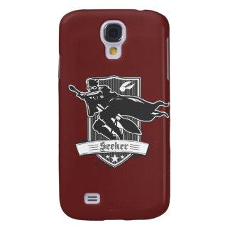 Harry Potter | Seeker Badge Galaxy S4 Case