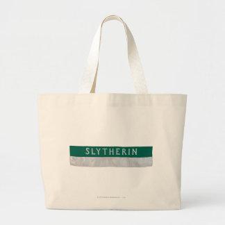 Harry Potter | Slytherin Banner Large Tote Bag