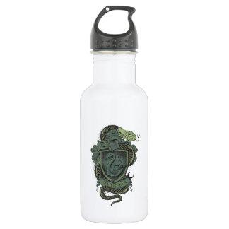 Harry Potter  | Slytherin Crest 532 Ml Water Bottle
