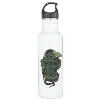Harry Potter  | Slytherin Crest 710 Ml Water Bottle
