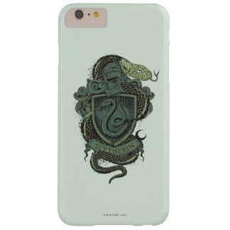 Harry Potter   Slytherin Crest Barely There iPhone 6 Plus Case
