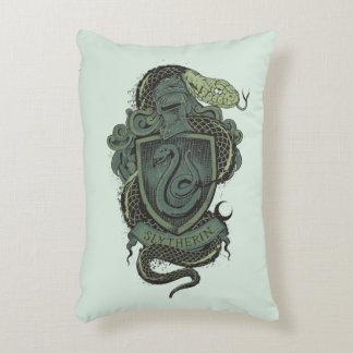 Harry Potter   Slytherin Crest Decorative Cushion