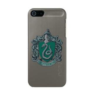Harry Potter | Slytherin Crest Green Incipio Feather® Shine iPhone 5 Case