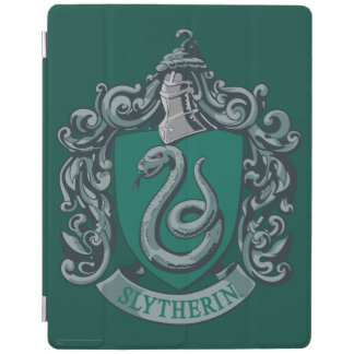 Harry Potter | Slytherin Crest Green iPad Cover