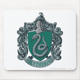 Harry Potter | Slytherin Crest Green Mouse Mat