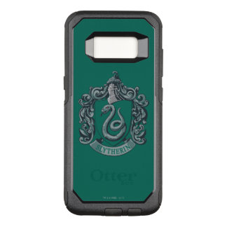Harry Potter | Slytherin Crest Green OtterBox Commuter Samsung Galaxy S8 Case