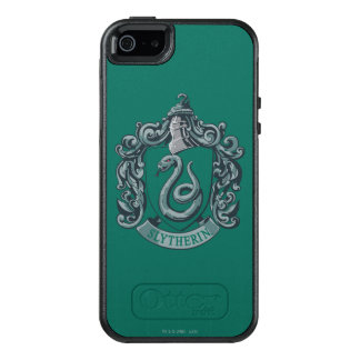 Harry Potter | Slytherin Crest Green OtterBox iPhone 5/5s/SE Case