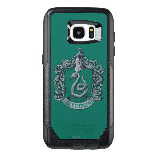 Harry Potter | Slytherin Crest Green OtterBox Samsung Galaxy S7 Edge Case