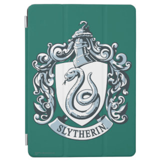 Harry Potter | Slytherin Crest - Ice Blue iPad Air Cover