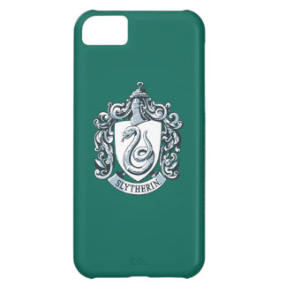 Harry Potter | Slytherin Crest - Ice Blue iPhone 5C Case
