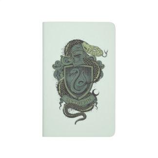 Harry Potter  | Slytherin Crest Journal