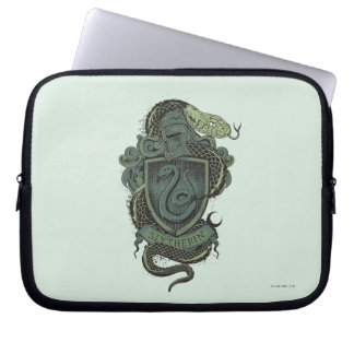 Harry Potter  | Slytherin Crest Laptop Sleeve