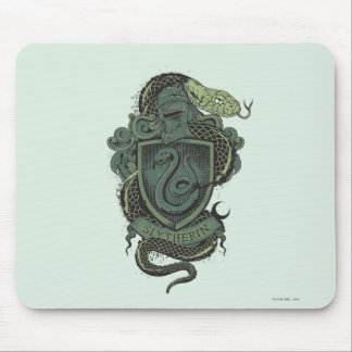 Harry Potter  | Slytherin Crest Mouse Mat