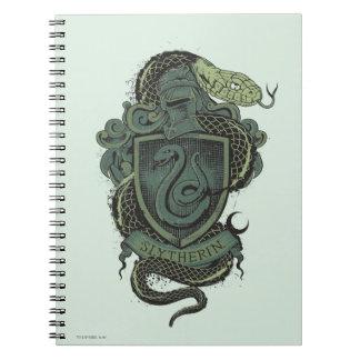 Harry Potter | Slytherin Crest Notebook