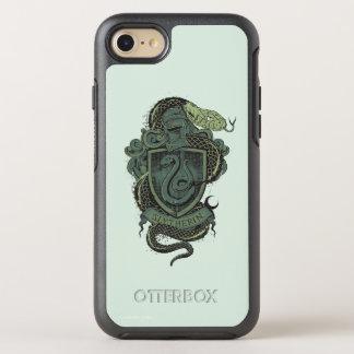 Harry Potter  | Slytherin Crest OtterBox Symmetry iPhone 8/7 Case