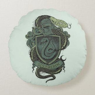 Harry Potter    Slytherin Crest Round Cushion