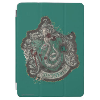 Harry Potter | Slytherin Crest - Vintage iPad Air Cover