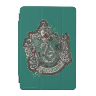 Harry Potter | Slytherin Crest - Vintage iPad Mini Cover