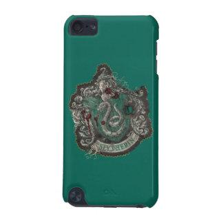 Harry Potter | Slytherin Crest - Vintage iPod Touch 5G Cases